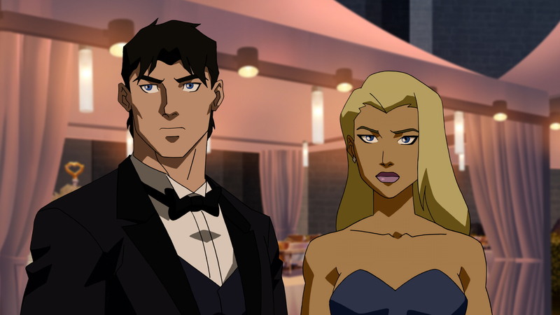 YOUNG JUSTICE: OUTSIDERS Episode Titles/Descriptions and ...