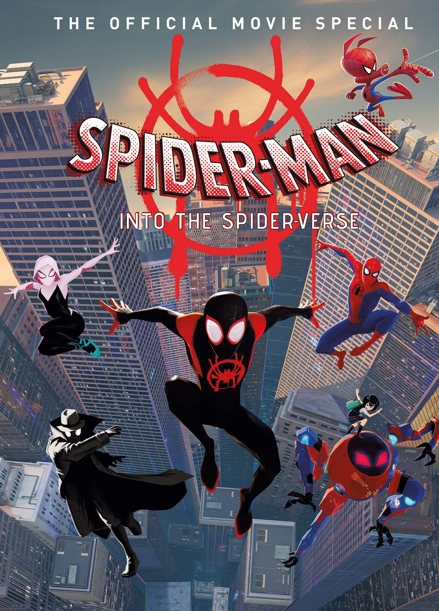 f5d7404978d135 Nice Art  I got to see Spider-Man  Into the Spider-Verse the other day at  the early bird IMAX matinée and here is a very quick capsule review