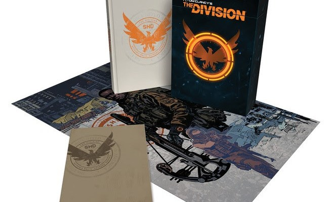 Tom Clancy's The Division Art Book Gets A Special Edition To Go Along With All The Special Editions of The Game