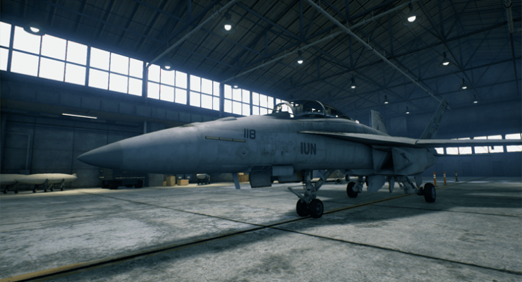 REVIEW: ACE COMBAT 7 Tries to Bring Fighter Jet Excitement to Geo Political Conflict