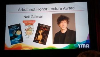 Neil Gaiman ALA