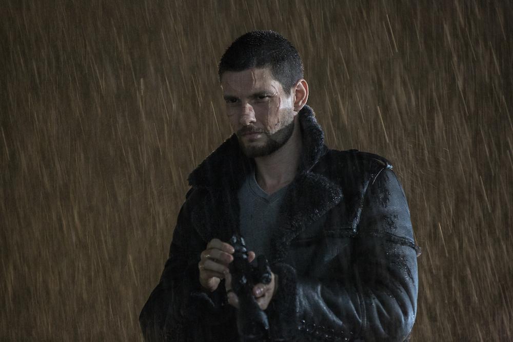 Ben Barnes stars in Marvel's The Punisher