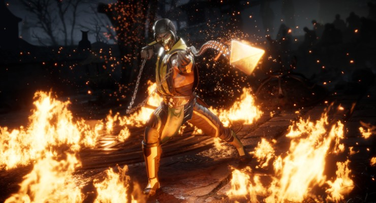 Hands-on With The Blood and Brutality From The MORTAL KOMBAT 11 Reveal
