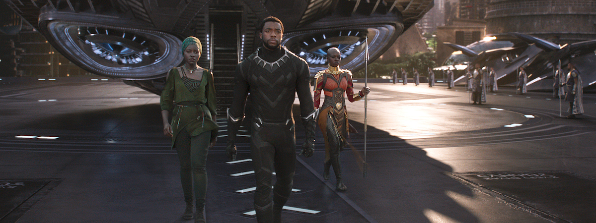 Still from 'Black Panther'