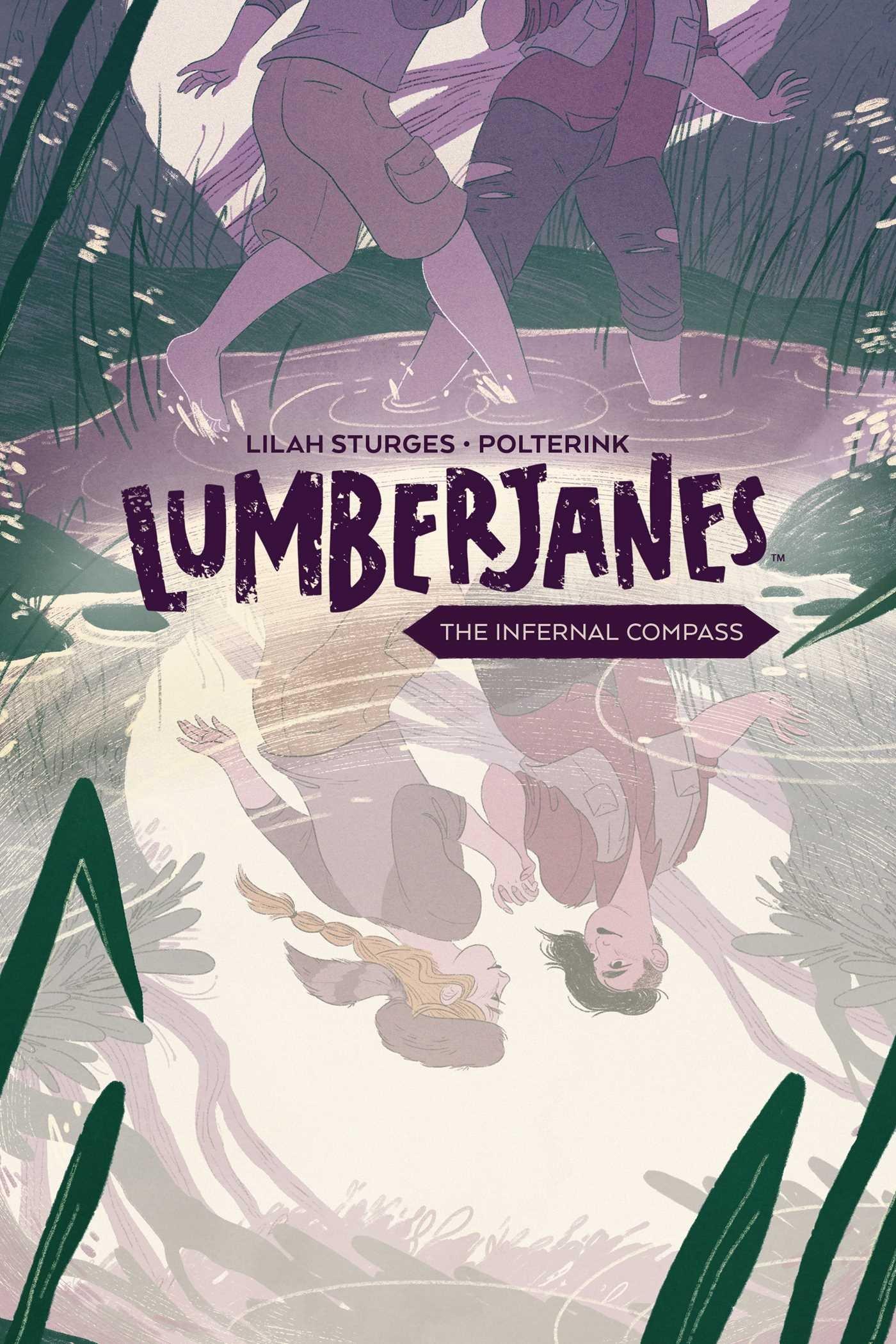 2019 GLAAD Media Awards Nominees: Lumberjanes: The Infernal Compass