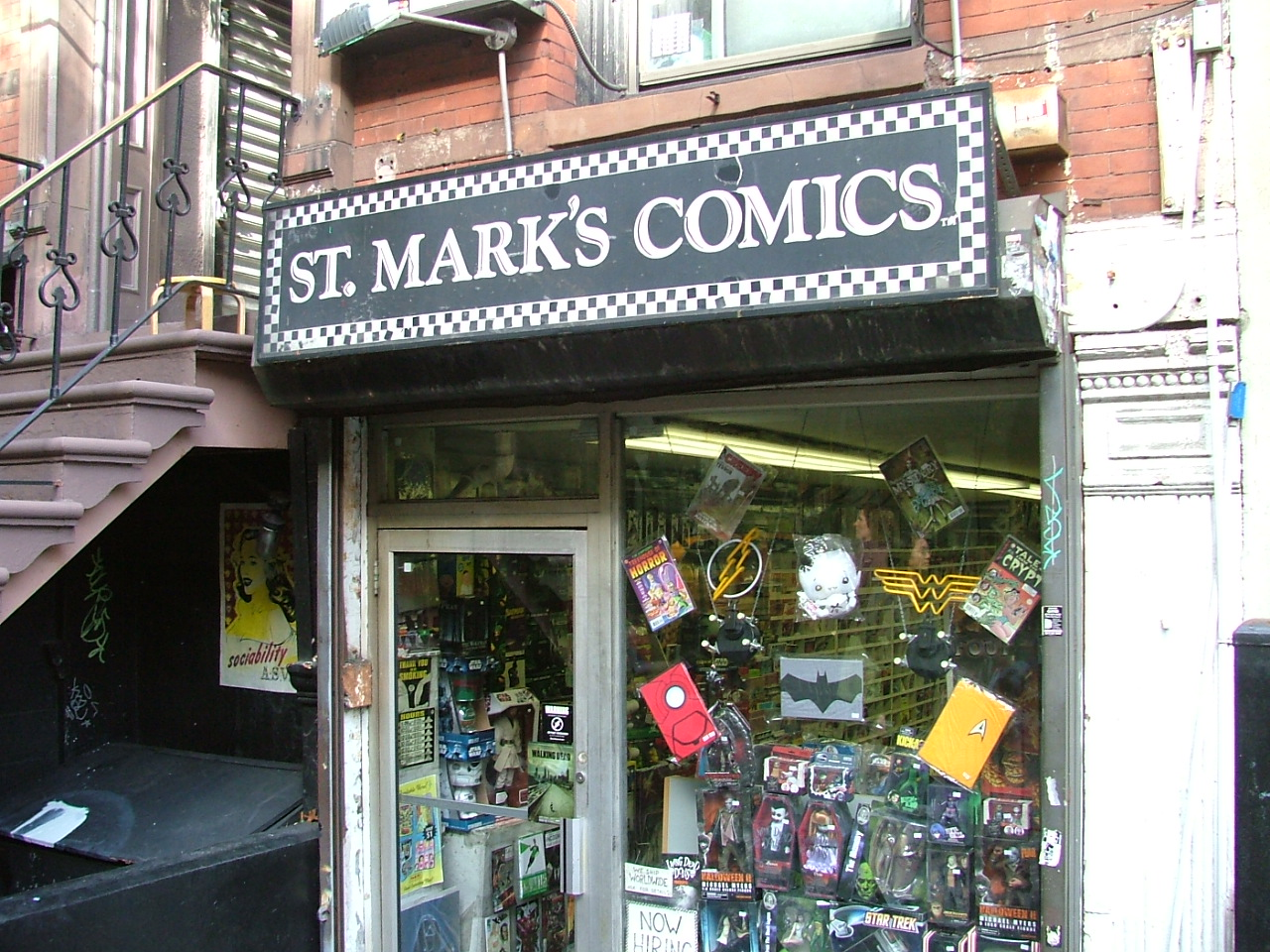 St. Marks Comics is closing after 36 years