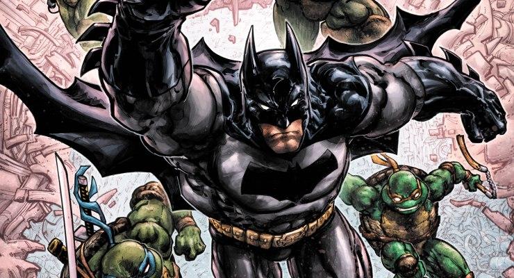 The Dark Knight and the TMNT to reunite one last time in BATMAN/TEENAGE MUTANT NINJA TURTLES III