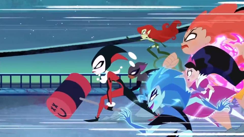 DC SUPER HERO GIRLS 1-Hour Premiere Movie Announced - The Beat