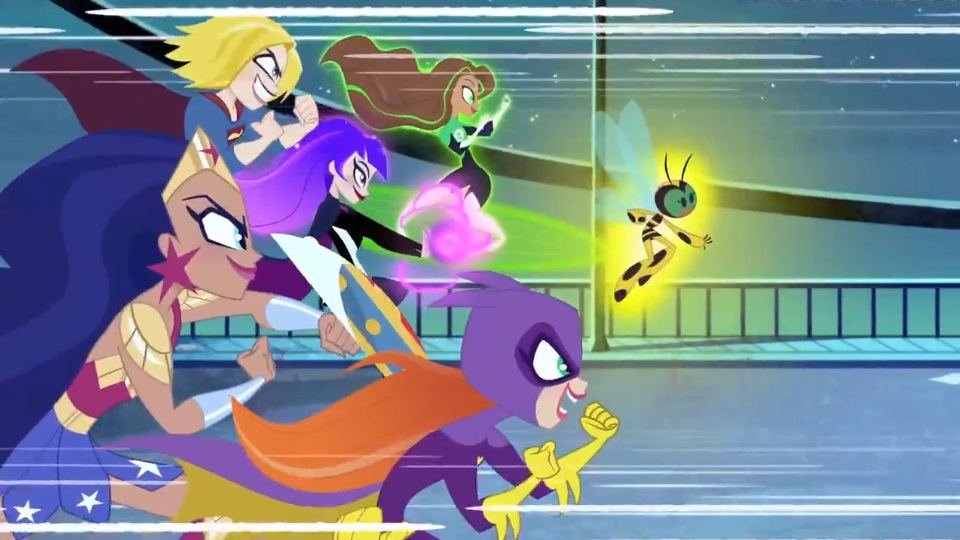 DC SUPER HERO GIRLS 1-Hour Premiere Movie Announced - The Beat