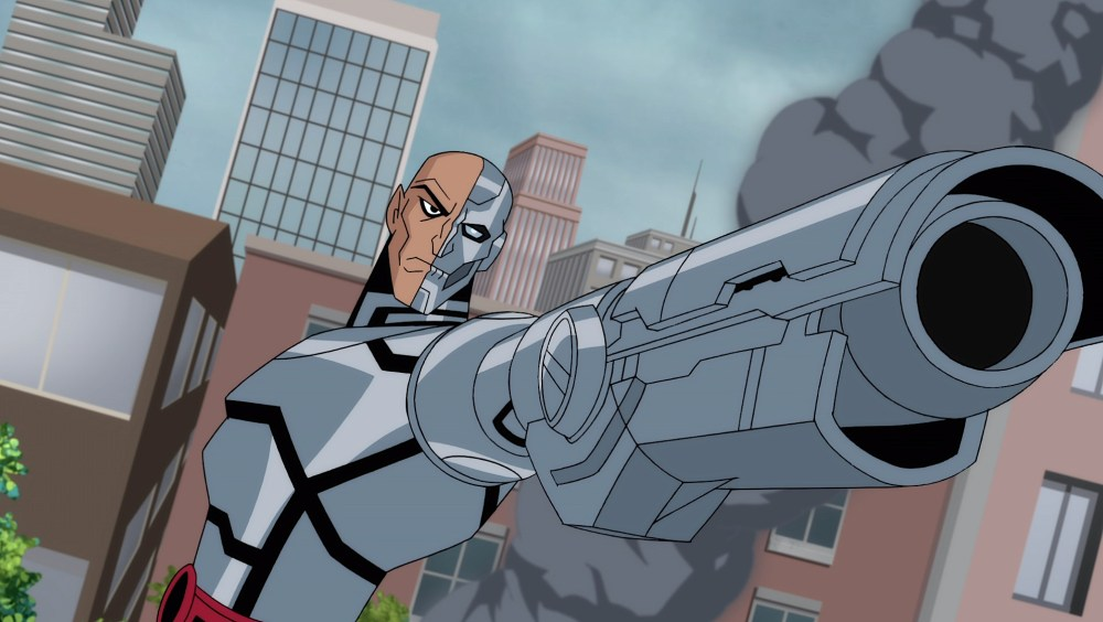 Jlu Trinity Reunites In Justice League Vs The Fatal Five Animated Feature The Beat