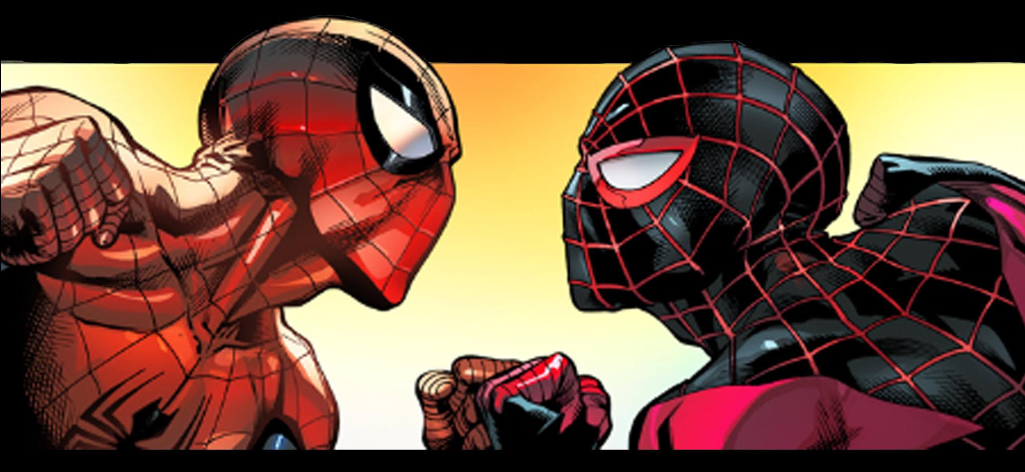 Marvel unveils SPIDER-MAN/VENOM Free Comic Book Day details