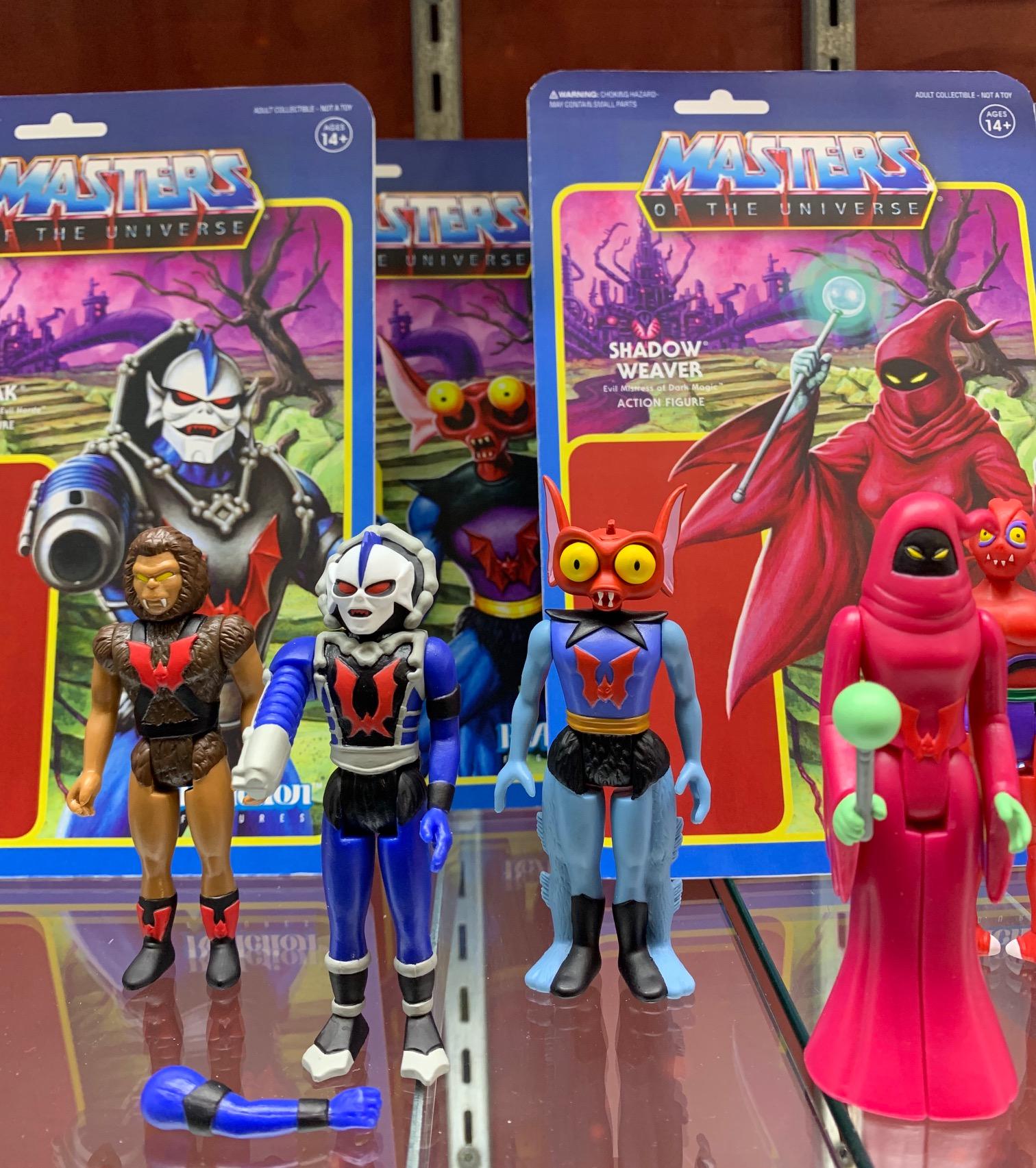 Super 7 Toy Fair Hordak