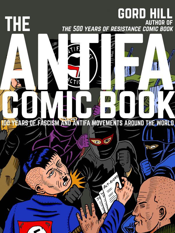 Review: Never mind the Justice League, here's 'The Antifa