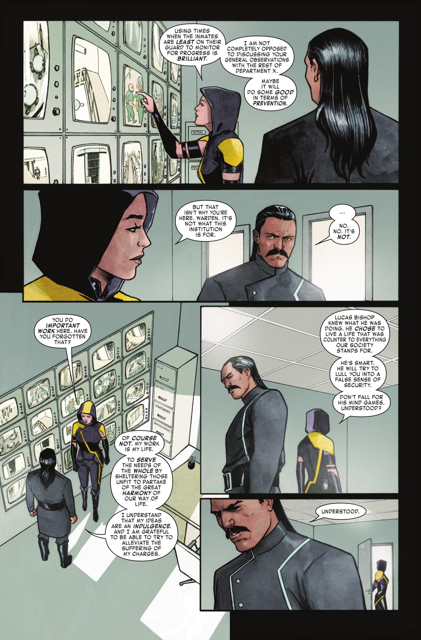 Age of X-Man: Prisoner X #2 page 2