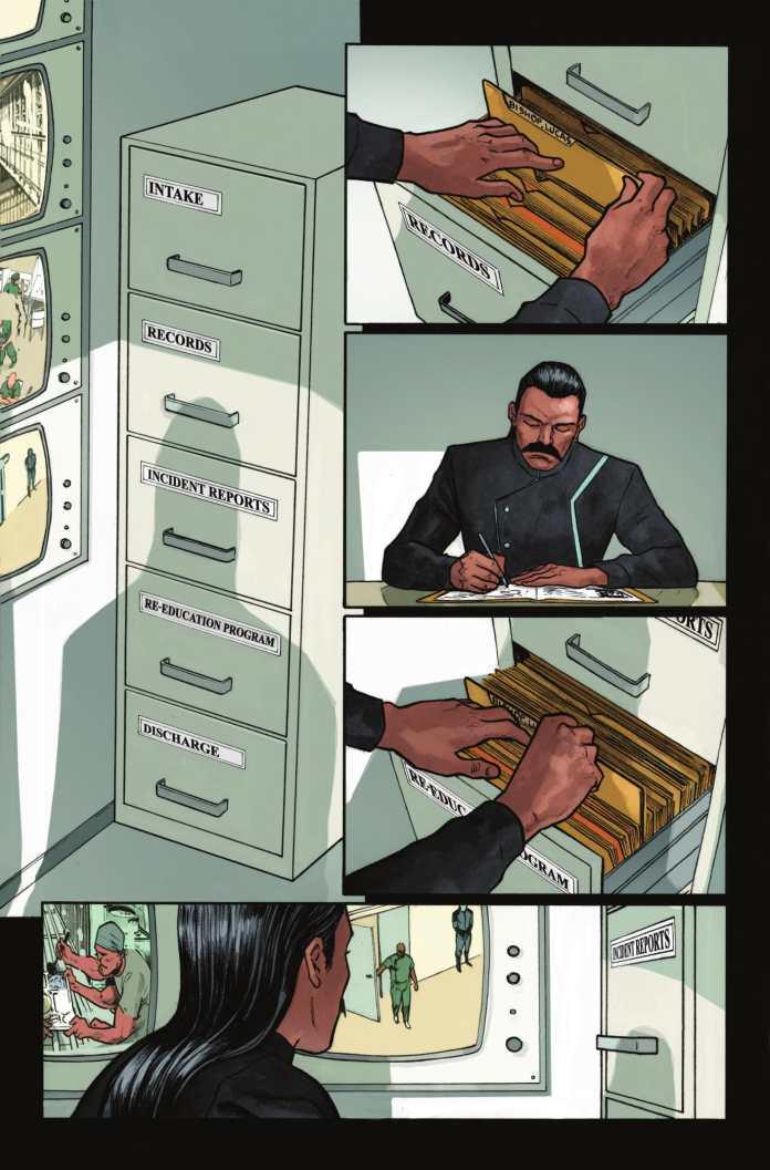 Age of X-Man: Prisoner X #2 page 3