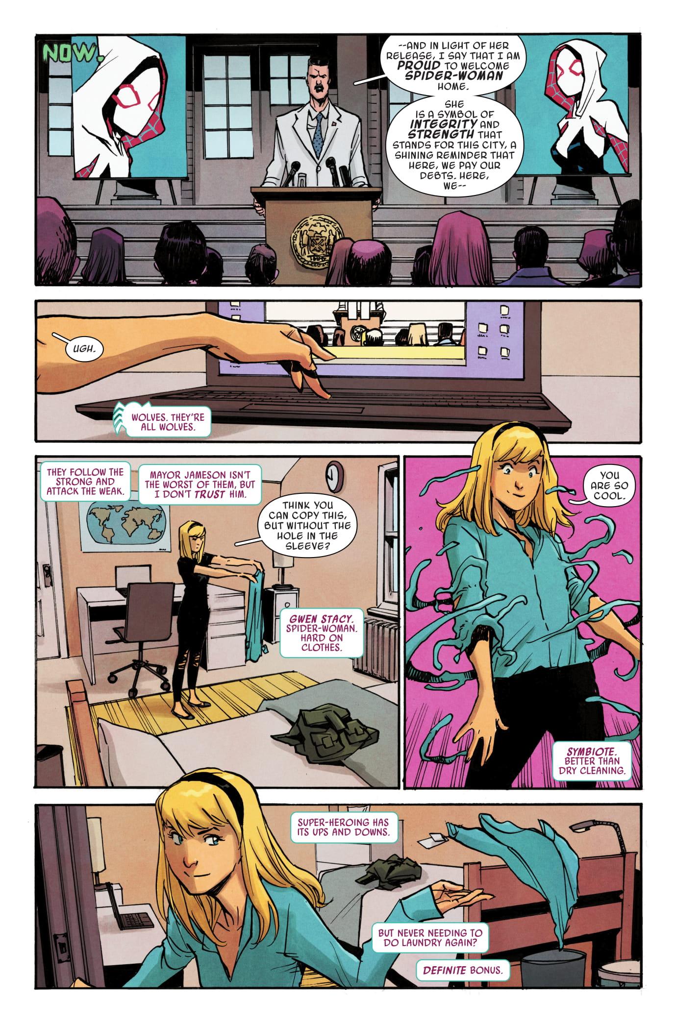 Spider-Gwen: Ghost-Spider #6 page 2