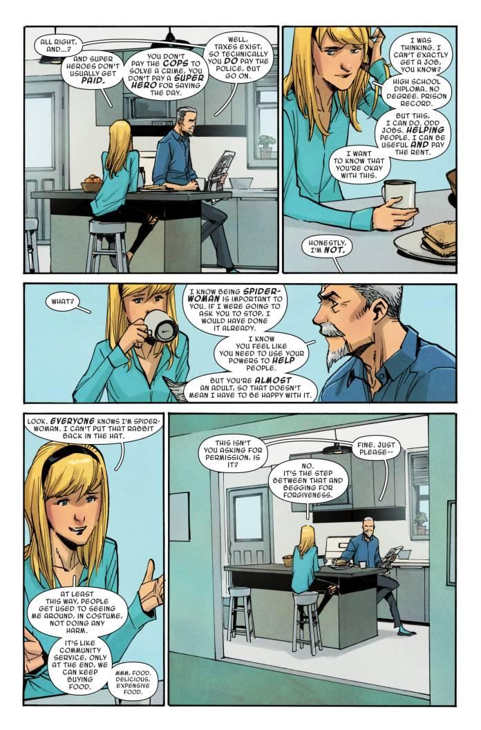 Spider-Gwen: Ghost-Spider #6 page 4