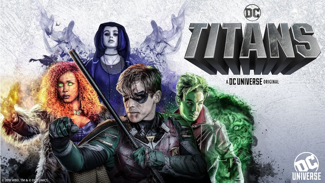 Don't Have DC Universe Subscription? TITANS Season 1 Gets Digital/DVD  Release! - The Beat