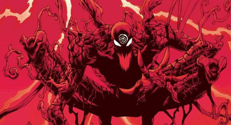 C2E2 '19: Cates and Stegman to unleash ABSOLUTE CARNAGE on the Marvel U this summer