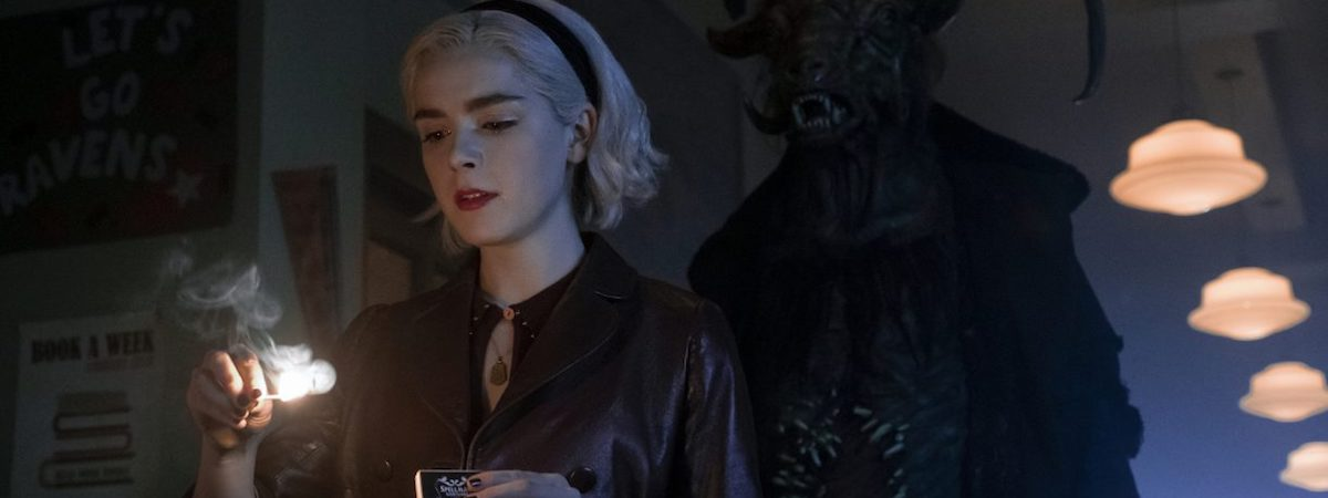 Chilling Adventures of Sabrina Pt. 2 teaser