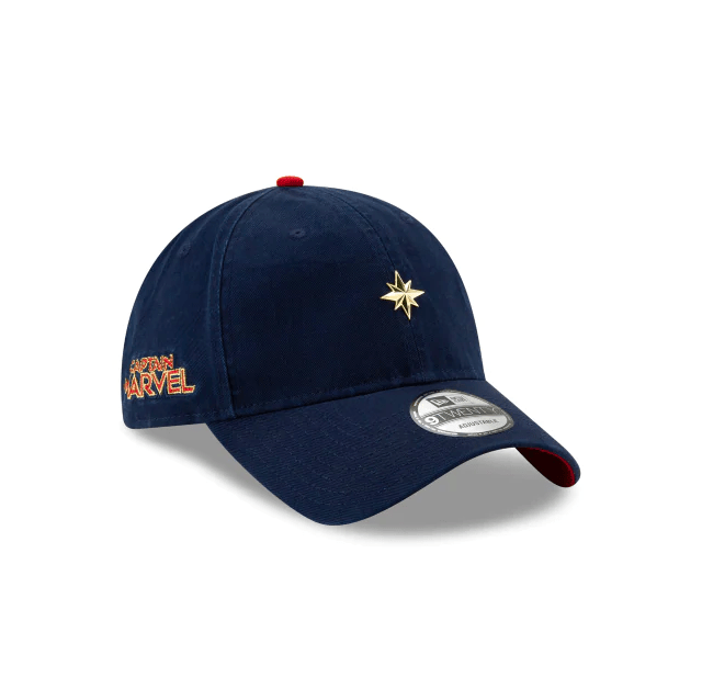 Captain Marvel 9Twenty Adjustable Cap by New Era