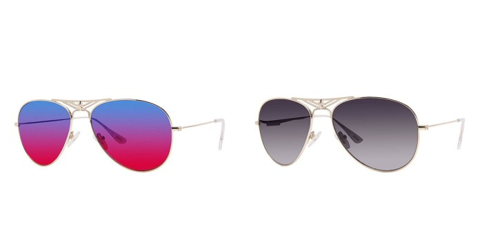 Captain Marvel Cruz Aviators by DIFF Eyewear