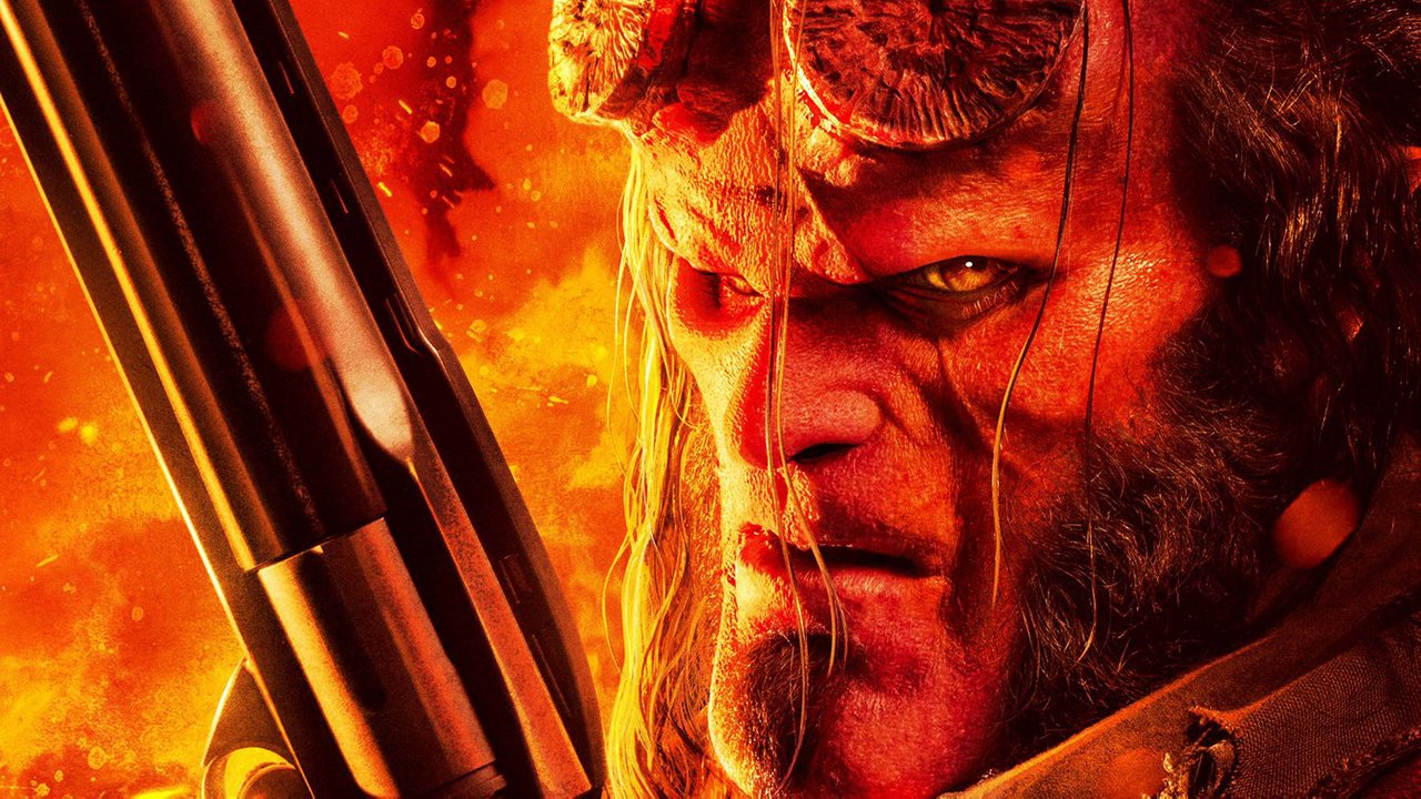 Hellboy's latest trailer puts fans at ease because it's actually good