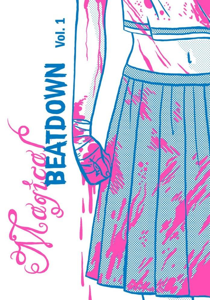 Magical Beatdown Vol. 1 by Jenn Woodall