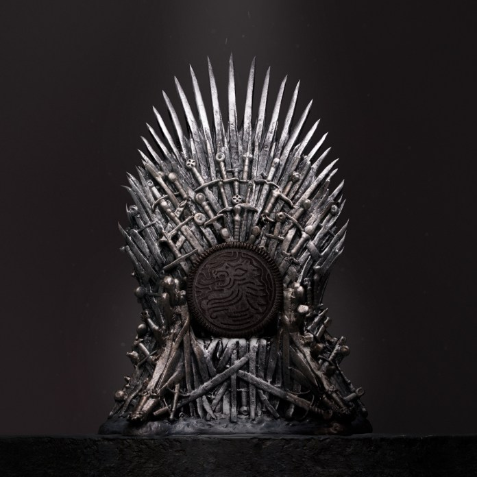 Game of Thrones OREO House of Lannister