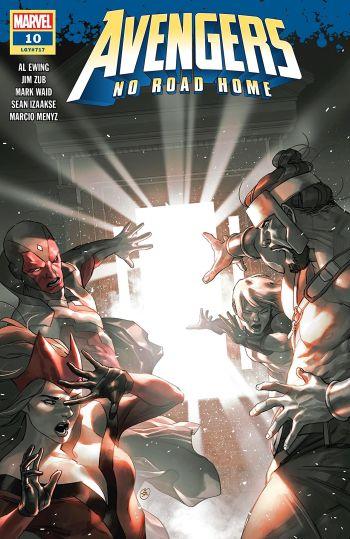 Avengers No Road Home #10 - Marvel Reviews