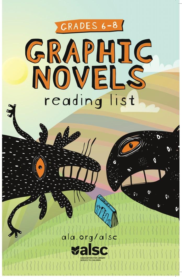 ALSC Graphic Novels Reading Lists 2019 - Gr6-8.jpg