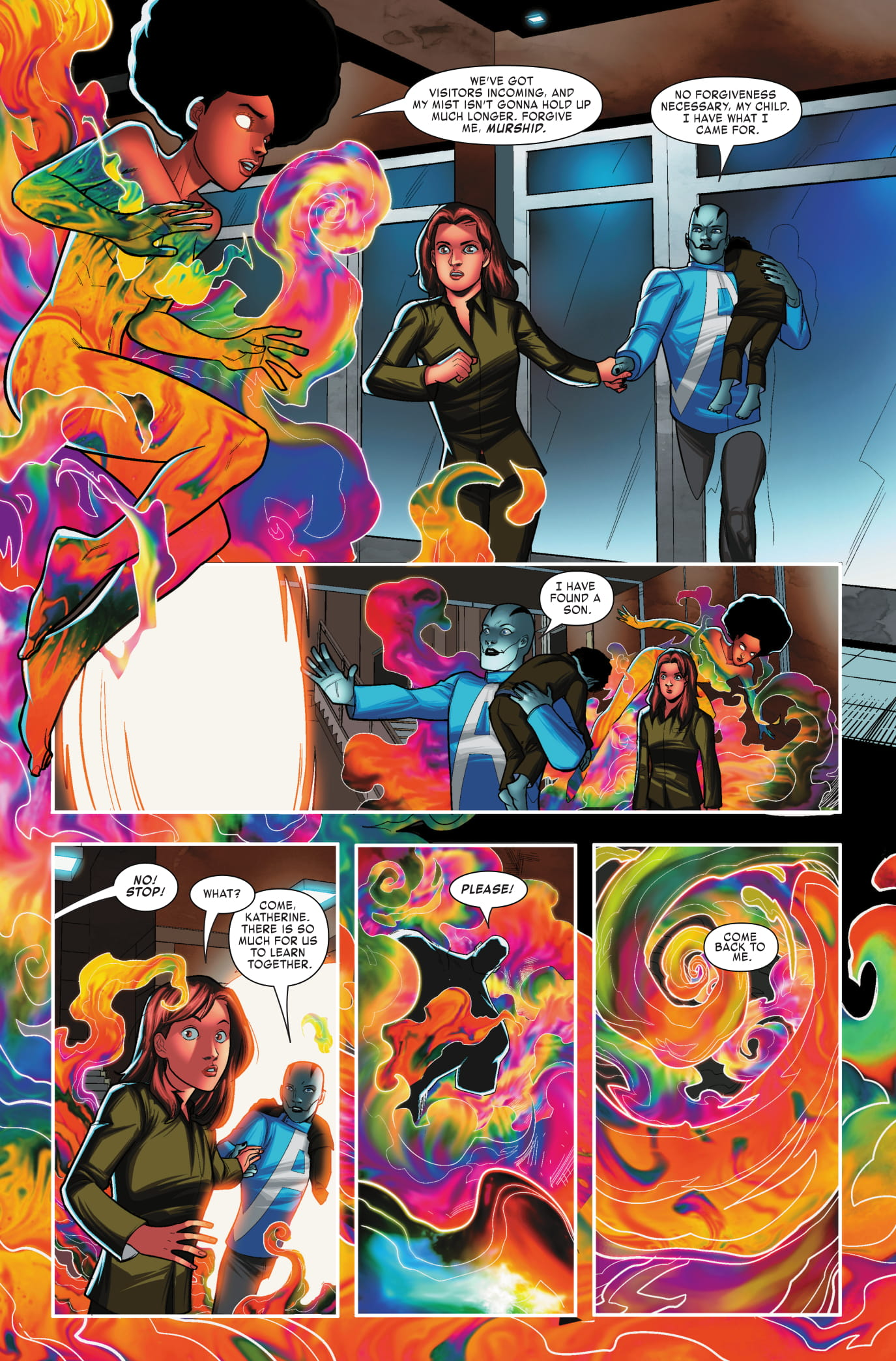 Age of X-Man: Apocalypse & The X-Tracts #2 page 4