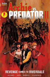 Archie vs. Predator II #1
