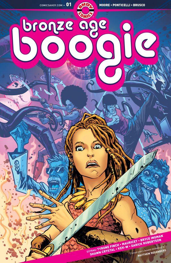Bronze Age Boogie