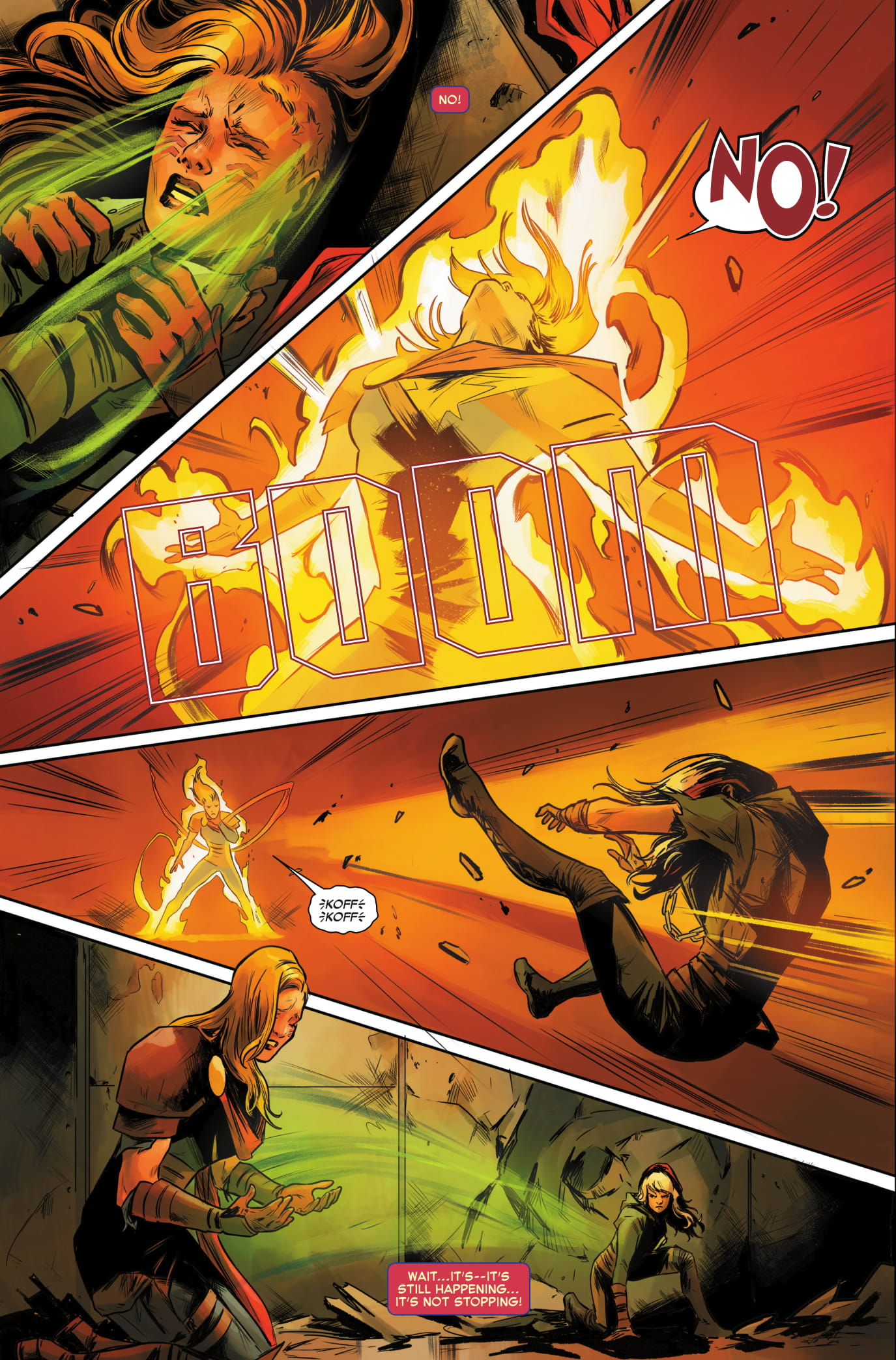 Captain Marvel #4 page 3