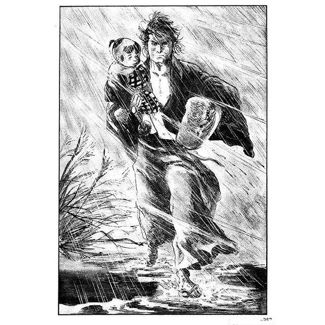 lone wolf and cob kazuo koike goseki kojima