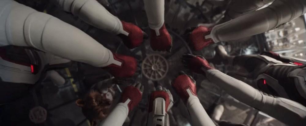 """Avengers Assemble in """"Avengers: Endgame."""""""