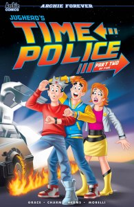 Jughead's Time Police #2 Variant