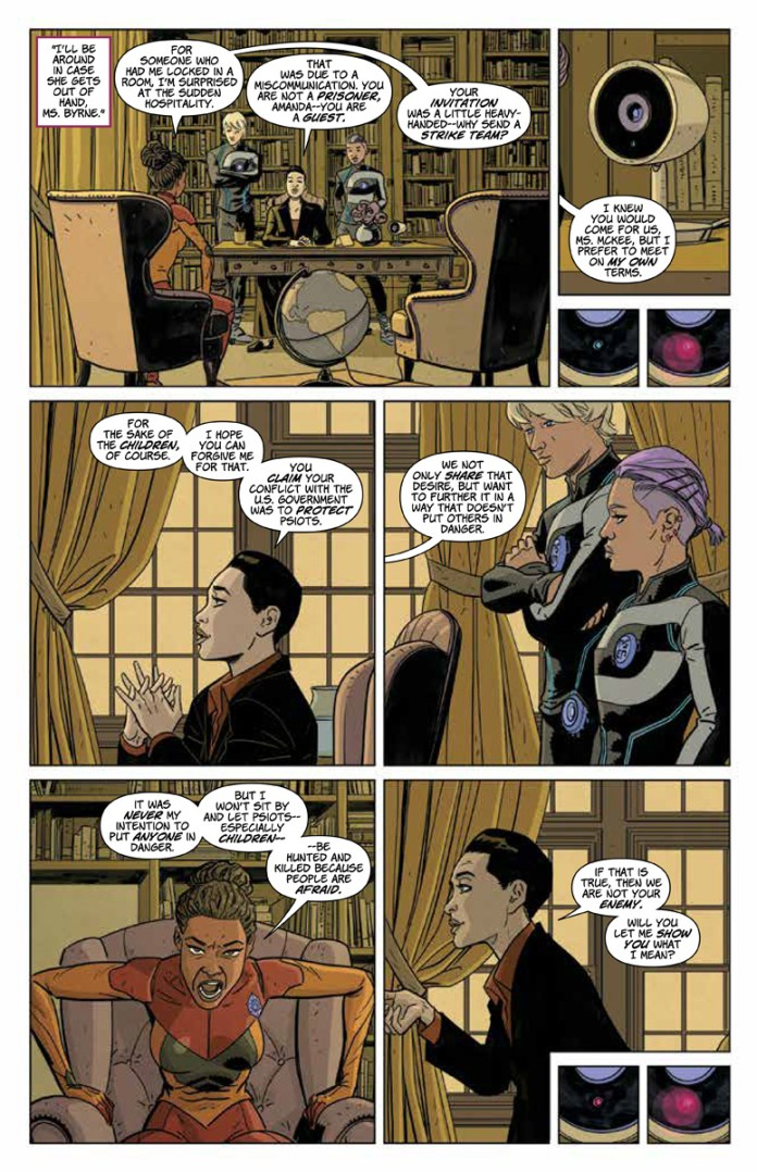 Livewire #6 preview page 5