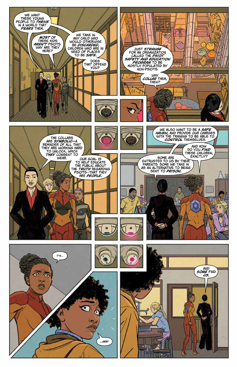 Livewire #6 preview page 6