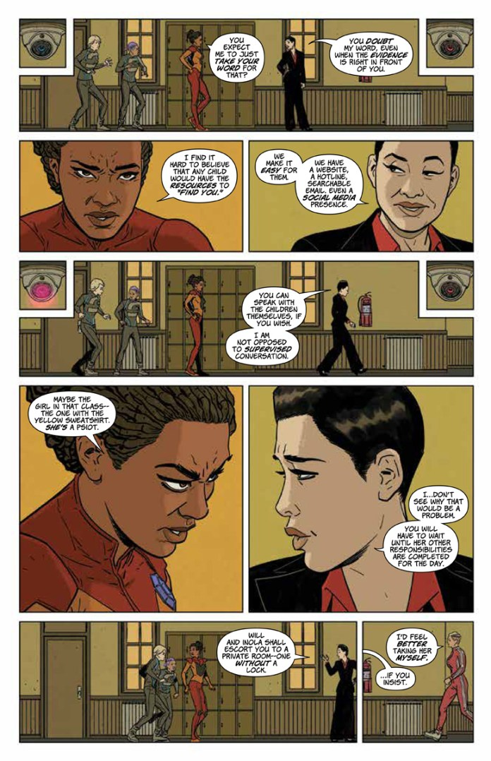 Livewire #6 preview page 7