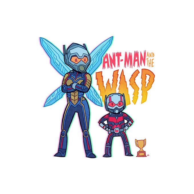 MCU Fan Art Dan Hipp 21