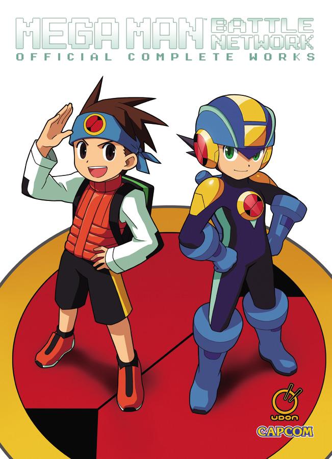Mega Man Battle Network: Official Complete Works