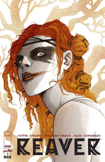 fantasy comic Reaver