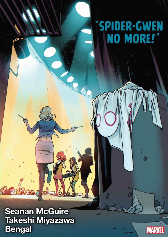 Spider-Gwen: Ghost-Spider #10 Teaser