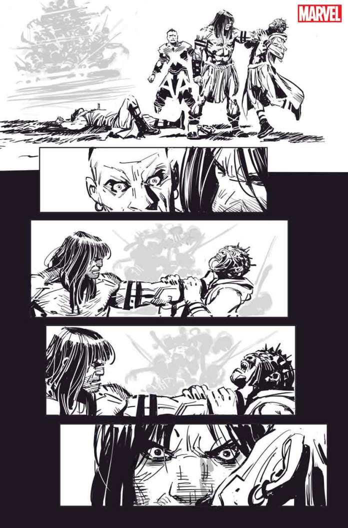 Cult of Koga Thun preview page 3