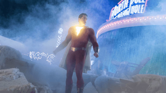 SHAZAM 2 will round out DC Entertainment's 2022 release schedule, and Zachary Levi is back!