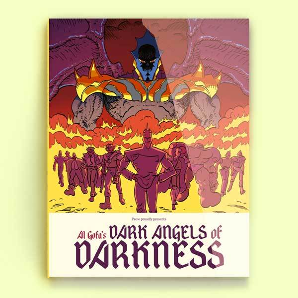 al gofa dark angels of darkness