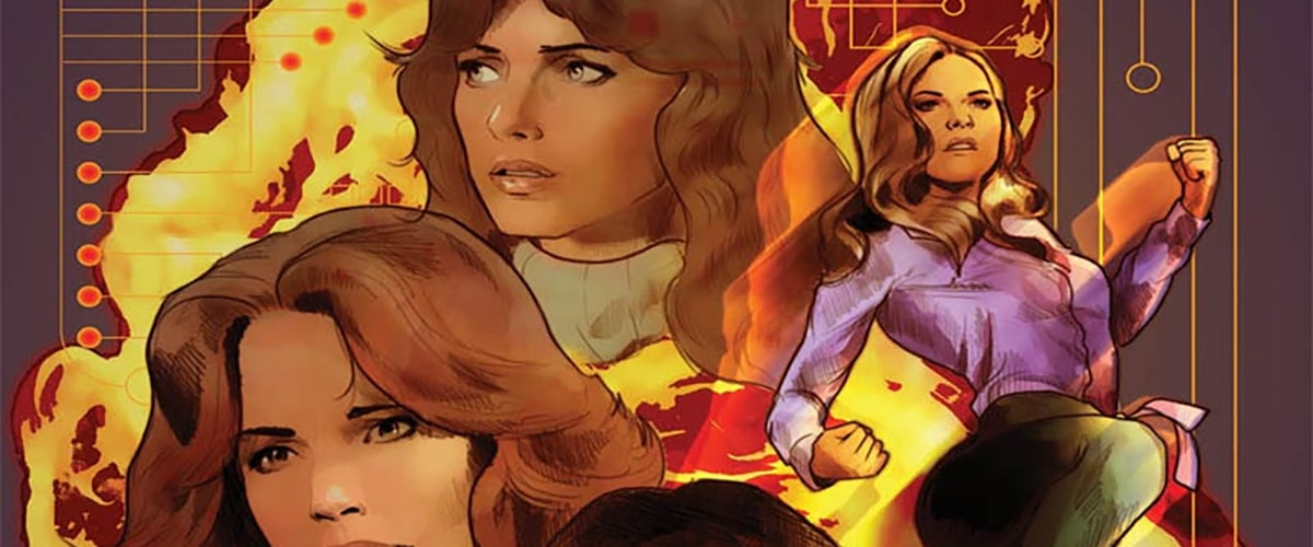 Image result for charlie's angels vs the bionic woman 1