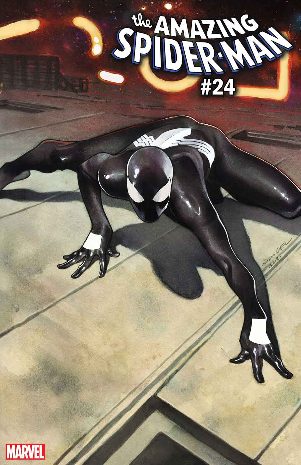 Amazing Spider-Man #24 costumes variant
